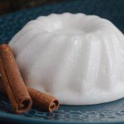 Tembleque: Πουτίγκα καρύδας από το Πουέρτο Ρίκο