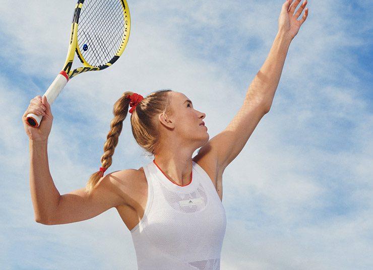 Έμπνευση από το… τένις!
