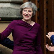 Η νέα πρωθυπουργός της Μεγάλης Βρετανίας, Τερέζα Μέι ανέβηκε σκαλί σκαλί την ιεραρχία στο κόμμα της