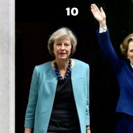 Ένα εκπληκτικό μοντάζ με το ερώτημα: Θα είναι η Τερέζα Μέι, η νέα Μάργκαρετ Θάτσερ;