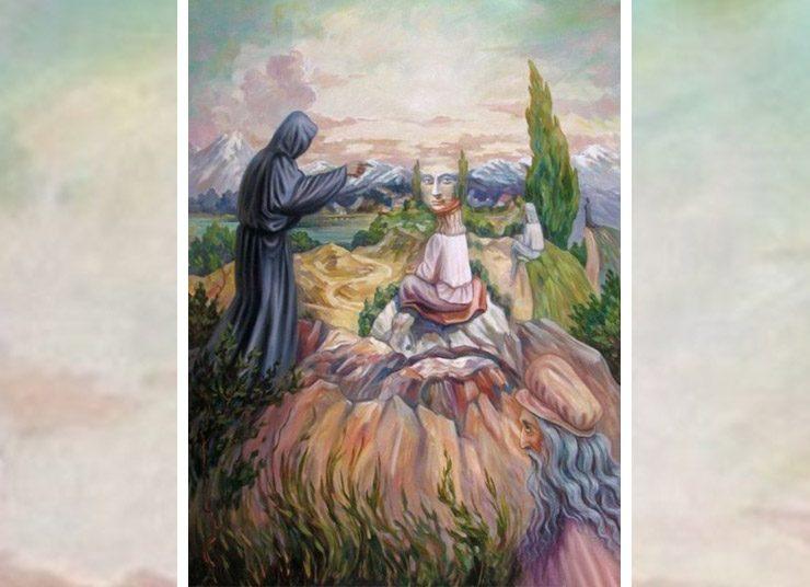 Τι βλέπετε στην εικόνα; Η απάντηση αποκαλύπτει τη μεγαλύτερη αδυναμία σας στις σχέσεις σας