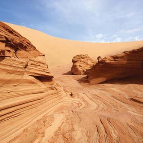 Η αρχαιότερη έρημος στον κόσμο είναι στη Ναμίμπια