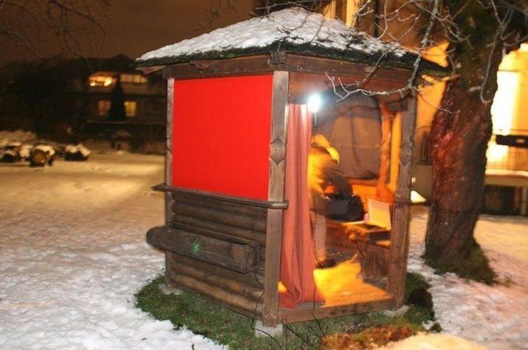 Στην Αυστρία το μικρότερο θέατρο του κόσμου