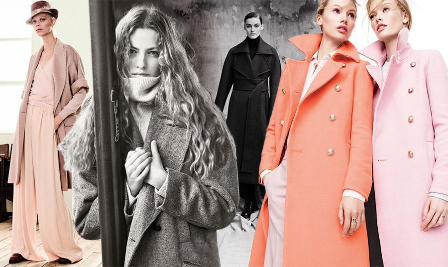 Παλτό: Πώς να επιλέξετε το σωστό μήκος