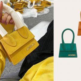 Το φωτεινό κίτρινο, το πορτοκαλί και το πράσινο δεν θα έλειπαν από τη χρωματική παλέτα, αφού φαίνεται ότι είναι τα χρώματα που θα κυριαρχήσουν την επόμενη σεζόν