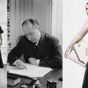 Ο Κριστιάν Ντιόρ είχε πει ότι ένα μαύρο φόρεμα είναι βασικό σε μια γυναικεία γκαρνταρόμπα! Μαύρο φόρεμα από τη δεκαετία του ?50 // Ο διάσημος μόδιστρος // Μαύρο φόρεμα του οίκου Dior από το σήμερα