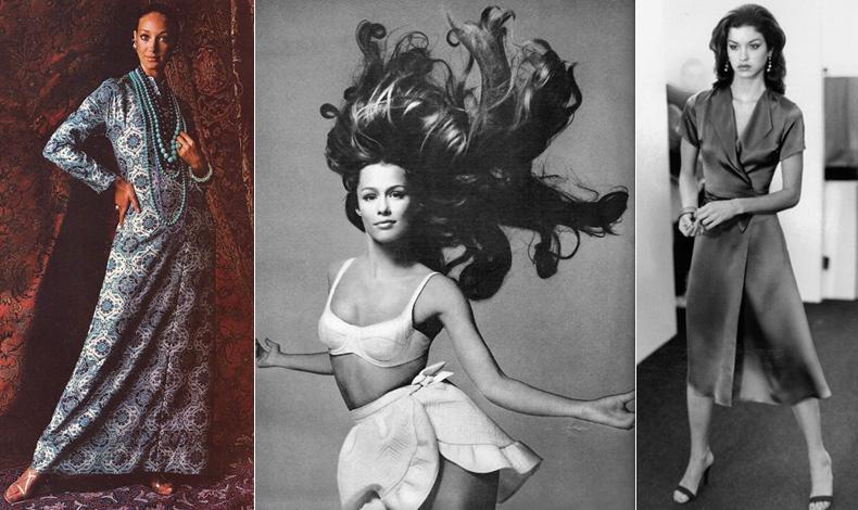 Το εντυπωσιακό μοντέλο-ηθοποιός Μαρίζα Μπέρενσον, από τα πλέον καλοπληρωμένα της εποχής // Η Λόρεν Χάτον σε σέξι πόζα // H εξωτική ομορφιά της Τζάνις Ντίκινσον την έκανε περιζήτητη