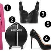 Η Βάνα Αντωνοπούλου επιλέγει και ονειρεύεται τα fashion κομμάτια του μήνα Φεβρουαρίου