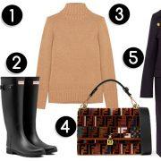 Η Βάνα Αντωνοπούλου επιλέγει και ονειρεύεται τα fashion κομμάτια του μήνα Νοεμβρίου