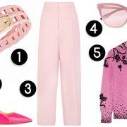 H Βάνα Αντωνοπούλου επιλέγει τα fashion κομμάτια του Οκτωβρίου, μήνα πρόληψης του καρκίνου του μαστού