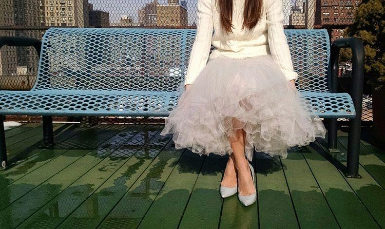 Οι τούλινες φούστες έχουν ήδη κατακτήσει τις fashionistas