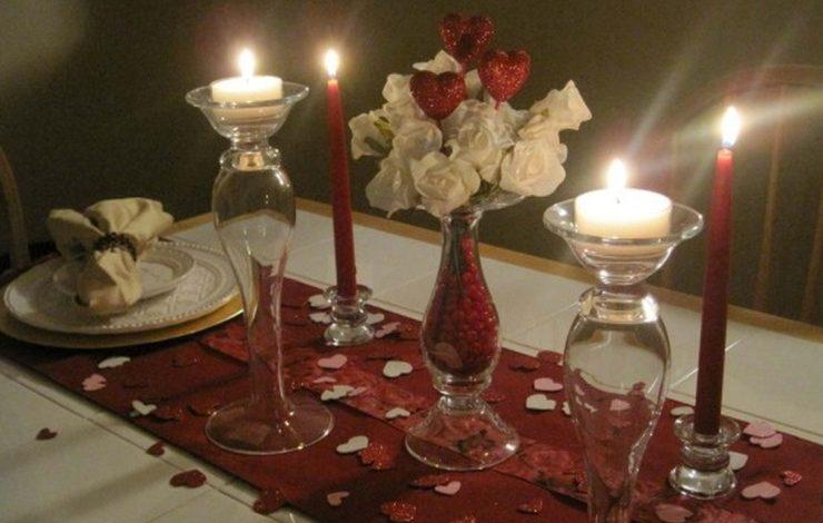 Κόκκινο και λευκό είναι πάντοτε δύο κυρίαρχα χρώματα για την ημέρα του Αγίου Βαλεντίνου?