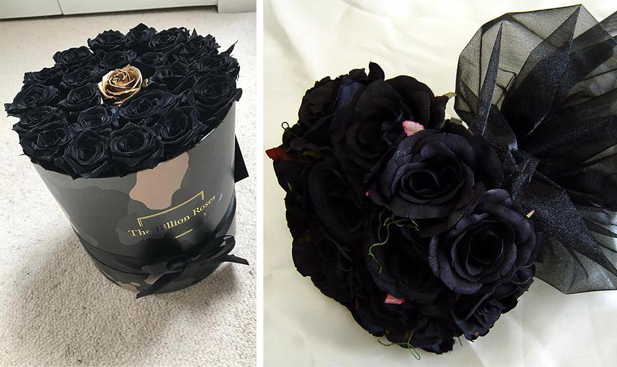 Μαύρα τριαντάφυλλα