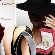 Cartier: Η μυστική ιστορία του δαχτυλιδιού Trinity