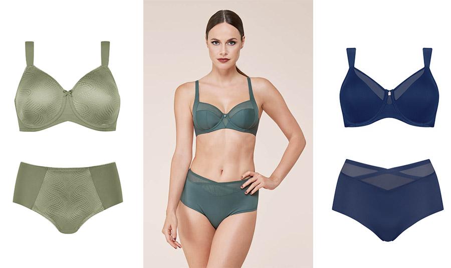 Από την Shapewear collection εσώρουχα που «σμιλεύουν» διακριτικά το σώμα σε μοντέρνες αποχρώσεις