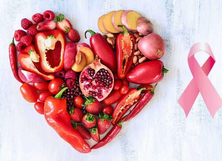 Tροφές κατά του καρκίνου του μαστού