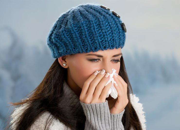 Τροφές ενάντια στο κρυολόγημα