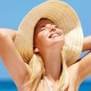 Τρόφιμα που προστατεύουν από τον ήλιο! Το ξέρατε;