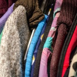 Τα ρούχα μας πρέπει να έχουν χώρο μέσα στις ντουλάπες για να αναπνέουν