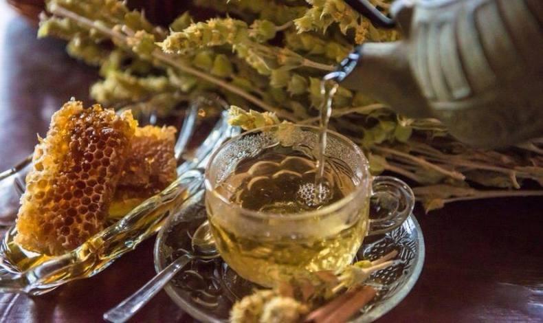 Tσάι του βουνού: Απολαυστικό ρόφημα-φάρμακο!