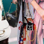 Οι αλυσίδες… της μόδας: Η τσάντα ώμου της επικαιρότητας!