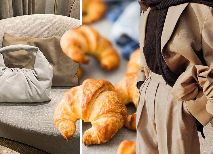 Τάση: Η νέα δημοφιλής τσάντα… σαν γαλλικό κρουασάν! Ποια… πεινάει ήδη;