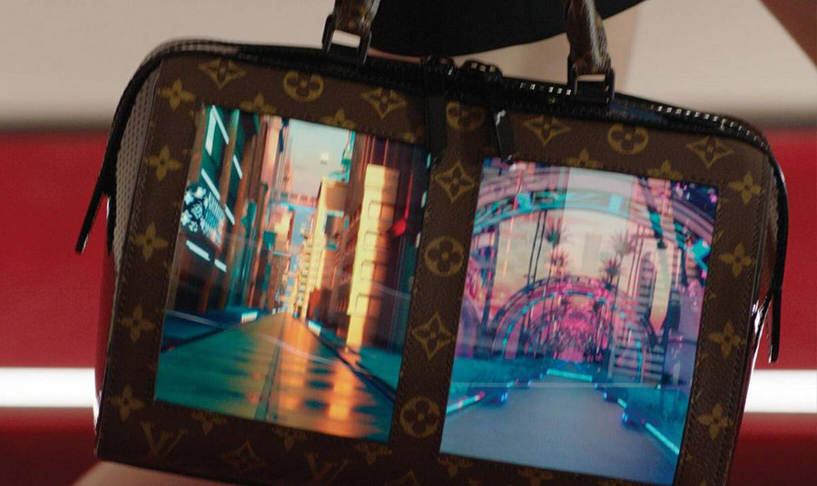 Louis Vuitton: Οι τσάντες του μέλλοντος!