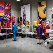 Δείγματα της δημιουργικότητας του Γιάννη Τσεκλένη γεμάτα χρώμα και φαντασία