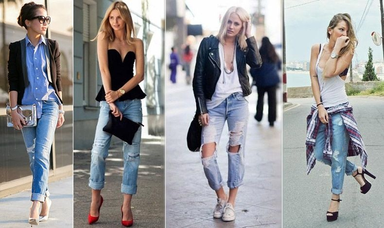 Επιλέξτε το τζιν που σας ταιριάζει και φορέστε το ανάλογα με το προσωπικό σας στιλ!