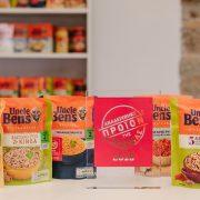 Πέντε νέες και συναρπαστικές γεύσεις ρυζιού από το Uncle Ben's!