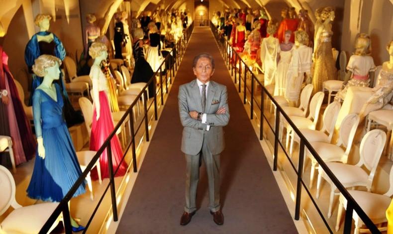 """Στην έκθεση """"Valentino: Master of Couture"""" στο λονδρέζικο Somerset House"""