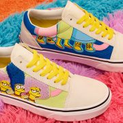 Vans and The Simpsons sneakers: Μία χαριτωμένη συνεργασία