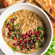 Baba Ghanoush: Η διάσημη αραβική μελιτζανοσαλάτα