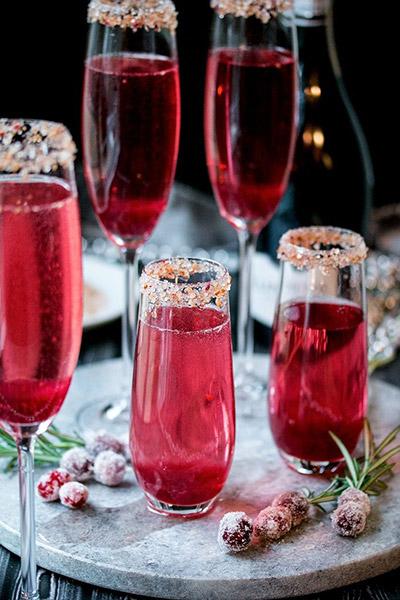 Velvet cocktail!