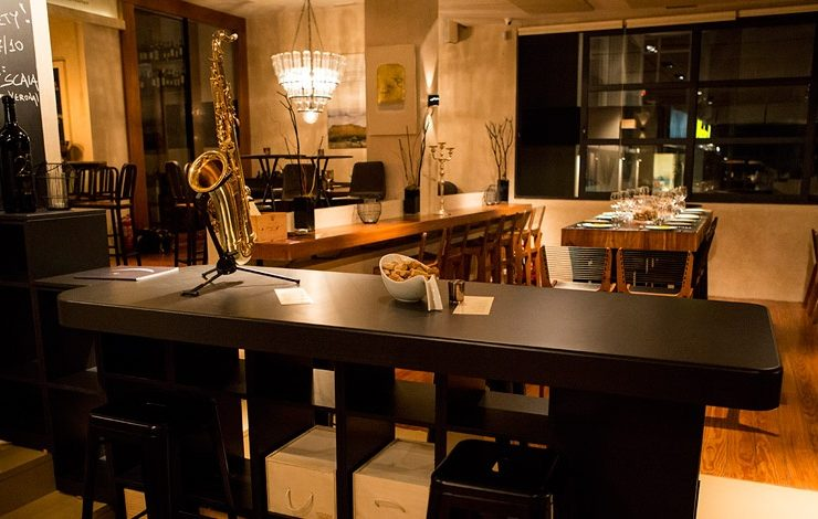 Wine Bar-Restaurant Vinarte: Η τέχνη του κρασιού και όχι μόνο