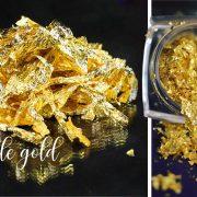 Ο χρυσός… που τρώγεται!
