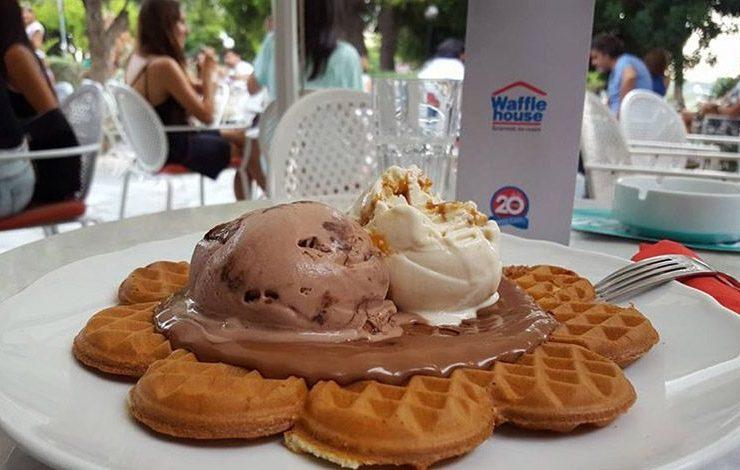 The Waffle House: Η απολαυστική εμπειρία!