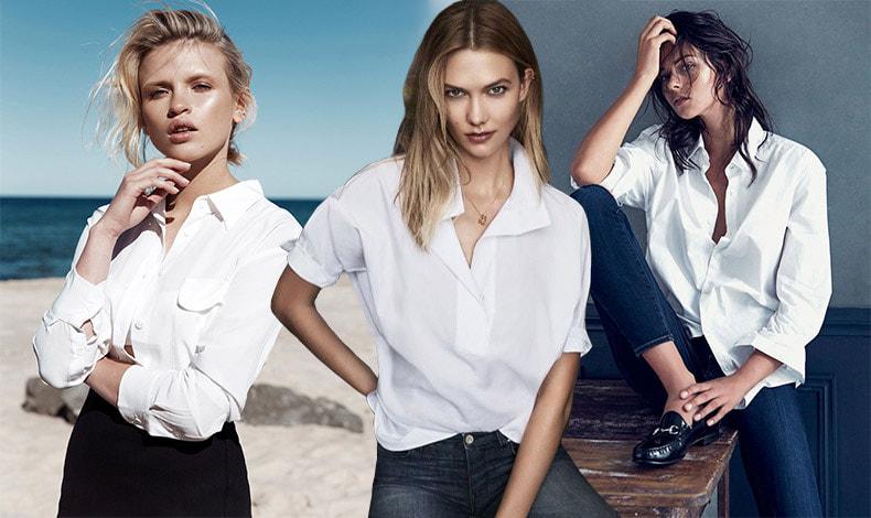 Ένα λευκό πουκάμισο είναι απαιτητικό (μέσα στην απλότητά του) και για να παραμείνει άψογο θέλει ειδική φροντίδα και τακτική ανανέωση