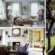 Μια λευκή εξοχική κατοικία που ταιριάζει απόλυτα στην ανεπιτήδευτη κομψότητα της ιδιοκτήτριάς της και εκδότριας της Αμερικανικής Vogue