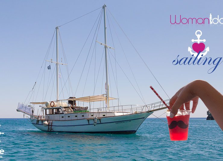 Womanidol loves sailing!