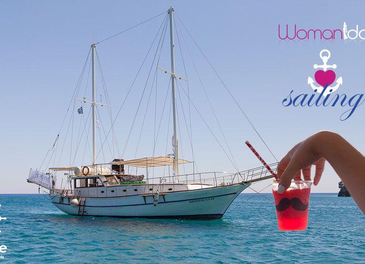 Womanidol loves sailing!
