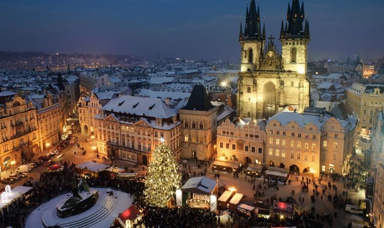 Οι δημοφιλέστερες ευρωπαϊκές πόλεις για τα φετινά Χριστούγεννα