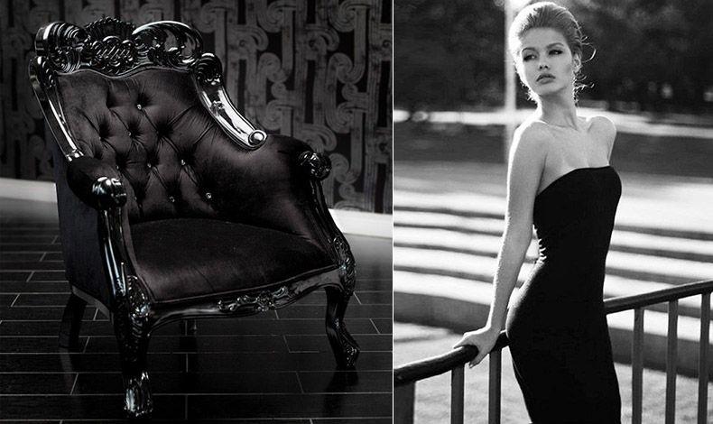 Ντύνεστε από πάνω μέχρι κάτω στα μαύρα; Μάλλον προτιμάτε το σεξ με αρκετό αλατοπίπερο. Το μαύρο χρώμα υποδηλώνει μυστήριο και κρυφή γοητεία, αλλά και πολλά μυστικά