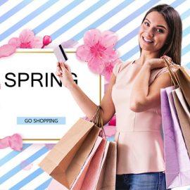 Το χρώμα του shopping!