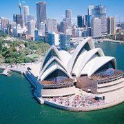Άποψη από το μακρινό Σίδνεϊ, της πιο ακριβής για την τσέπη μας χώρας του κόσμου, την Αυστραλία!