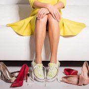 Το σύνδρομο της Σταχτοπούτας ή ποια παπούτσια να μην φοράμε!