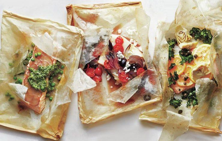 3 υγιεινές συνταγές για ψάρι, χωρίς να λερώσετε ούτε σκεύος!