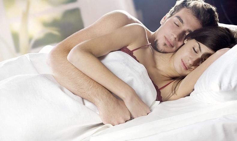 Ο ύπνος τρέφει το... σεξ!