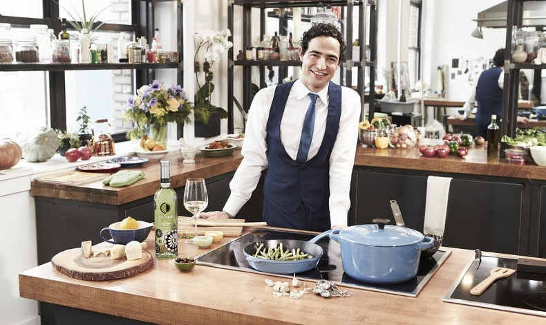 Στην κουζίνα με τον Zac Posen