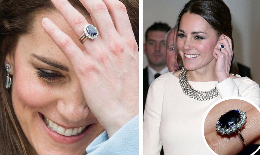 Ίσως, το πιο διάσημο ζαφείρι στον κόσμο να είναι αυτό που κοσμεί το δάκτυλο της Κέιτ Μίντλετον, ως δαχτυλίδι αρραβώνων